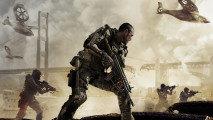 Call of Duty Advance Warfare Game HD Wallpaper