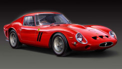 Ferrari 250 GTO HD Wallpaper