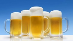 Mugs of Beer HD Wallpaper