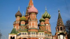 Moscows St Basils Cathedral HD Wallpaper