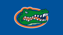 Florida University Logo HD Wallpaper