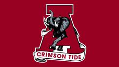 Alabama Football Logo Hd Wallpaper