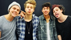 5 Seconds of Summer HD Wallpaper