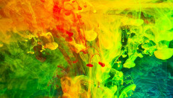 Colorful Abstract Art HD Wallpaper