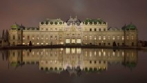 Imperial Palace, Vienna, Austria HD Wallpaper