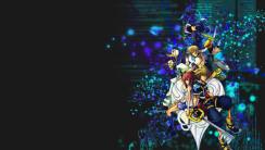 Kingdom Hearts 2.5 Remix Game HD Wallpaper