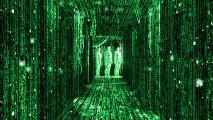 Matrix Code HD Wallpaper