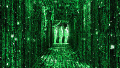 Matrix Code HD Wallpaper