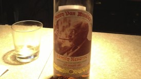Papppy Van Winkle 20 Year Bourbon HD Wallpaper