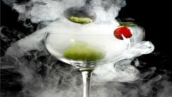 Smoking Cocktail HD Wallpaper