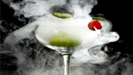 Smoking Cocktail HD Wallpaper