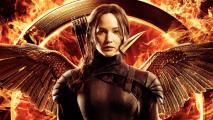 The Hunger Games: Mockingjay Part I HD Wallpaper