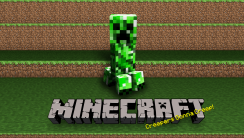 Minecraft Video Game HD Wallpaper