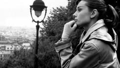 Audrey Hepburn HD Wallpaper