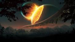 Eclipse of the Sun HD Wallpaper