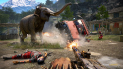 Far Cry 4 Game HD Wallpaper