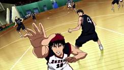 Kuroko No Basket Anime HD Wallpaper