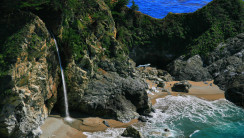 McWay Falls HD Wallpaper