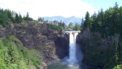 Snoqualmie Falls HD Wallpaper