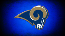 St Louis Rams Football Logo HD Wallpaper