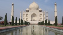 Taj Mahal, Agra, India HD Wallpaper