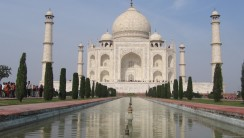 Taj Mahal, Agra, India HD Wallpaper