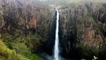 Wallaman Falls Hd Wallpaper