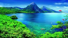 St Lucia HD Wallpaper