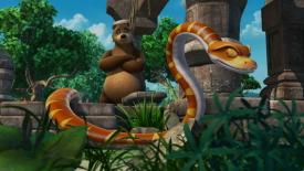 The Jungle Book Movie HD Wallpaper
